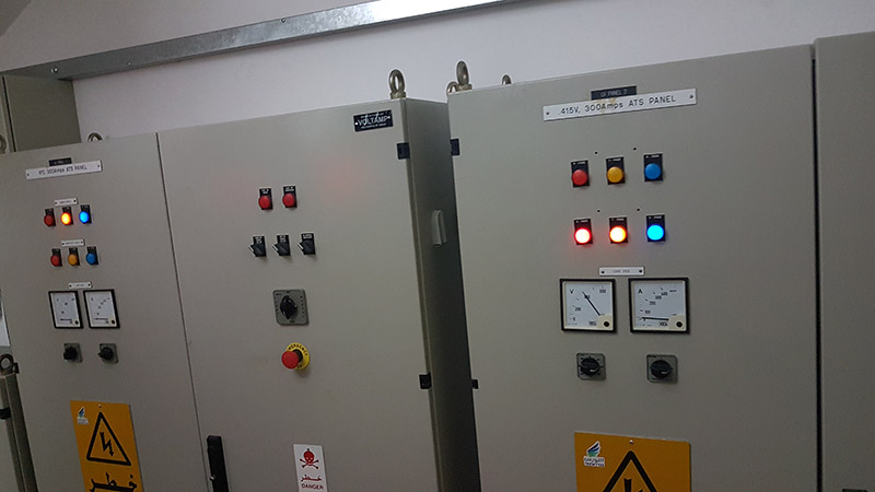 electricity room